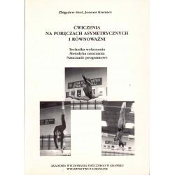 Ćwiczenia na poręczach asymetrycznych i równoważni
