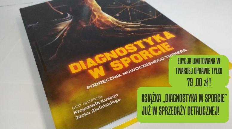 Limitowana seria Diagnostyki w sporcie już w sprzedaży!